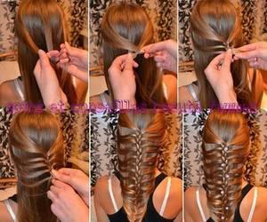 long hair image