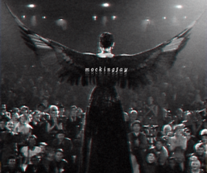 mockingjay, katniss everdeen, and catching fire image