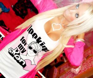 barbie, blonde, and tan image