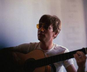 john lennon and guitar image
