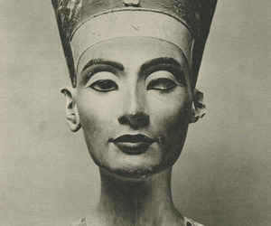 nefertiti, art, and egypt image