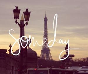 paris, someday, and Dream image