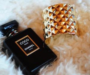 chanel, luxury, and parfum image