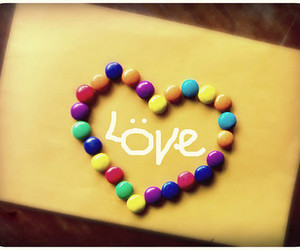 love, heart, and cute image
