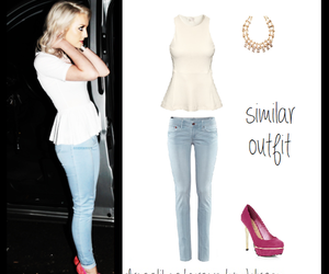 perrie edwards, little mix, and clothes image