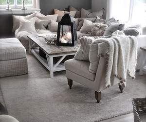 home, cozy, and grey image