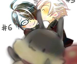 anime, chibi, and juli image