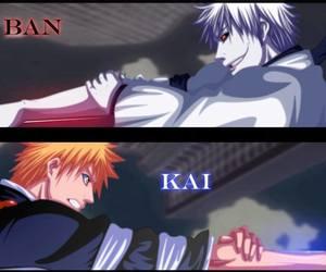 anime, bleach, and Ichigo image