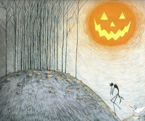 jack, Halloween, and nightmare before christmas image