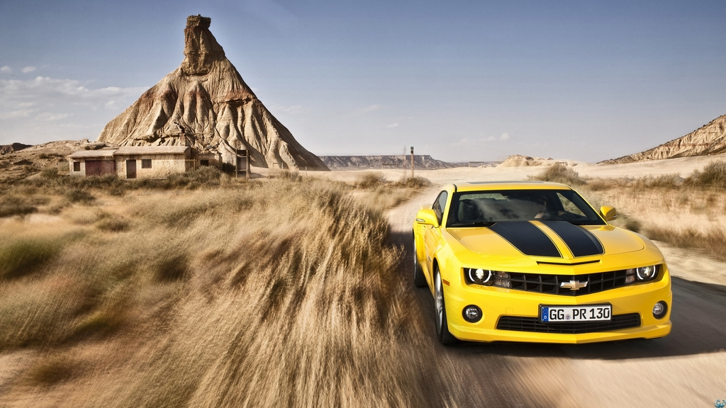 Yellow Chevrolet Camaro Wallpaper Shared By Sonu Kumar