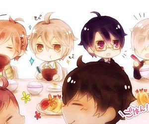 anime, chibi, and asahina image