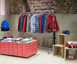 clothes, ny, and supreme image
