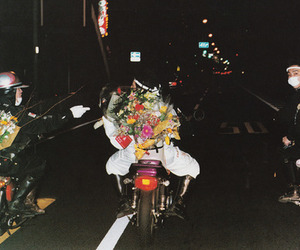 disposable, flowers, and grunge image