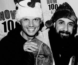 backstreet boys, christmas, and nick carter image