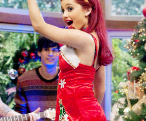 victorious, ariana grande, and grande image