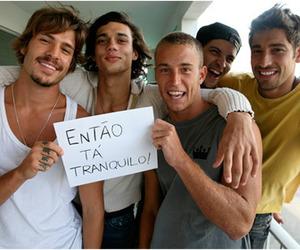 boy, Hot, and brazil image