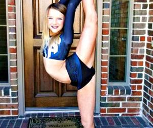 cheer, cheerleader, and flexible image