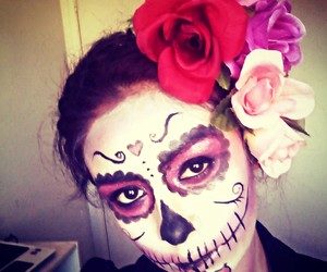 catrina, dead, and death image