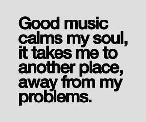 music, quote, and soul image