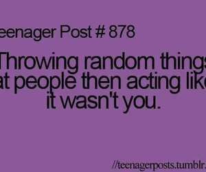 quote, teenager post, and random image