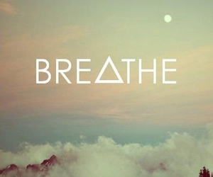 breath, quotes, and love image