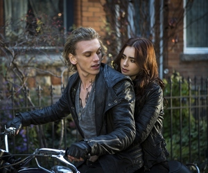 the mortal instruments, jace, and clary image
