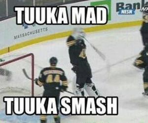 funny, haha, and Ice Hockey image