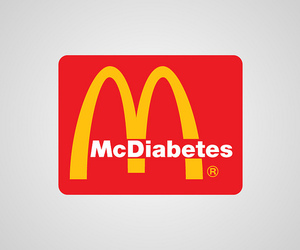 adbusting, diabetes, and funny image