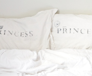 bed, bedroom, and prince image