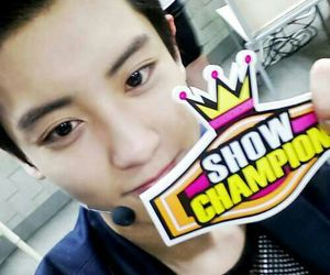 exo, show champion, and cute image