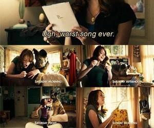 bitch, emma stone, and funny image