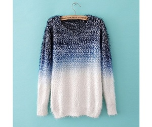 sweater, winter, and fashion image