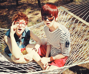ukiss, kiseop, and kevin image