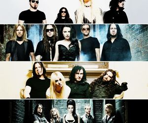 evanescence and the pretty reckless image