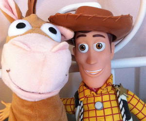 quotes, toy story, and woody image