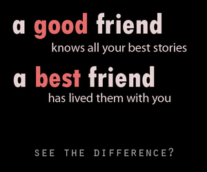 friendship quote!!! image