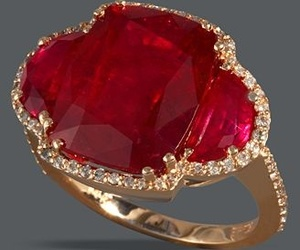 ruby, gold, and jewelry image