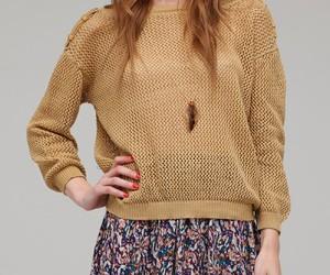 fashion, grunge, and sweater image