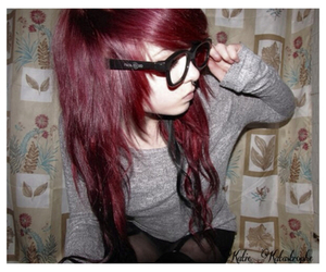 awesome, red, and cute image