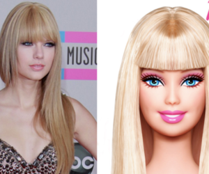 barbie, Taylor Swift, and blonde image