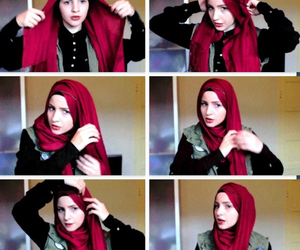 hijab and hijab_style image
