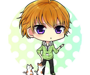 chibi, brothers conflict, and asahina natsume image