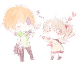 brothers conflict, asahina natsume, and asahina ema image