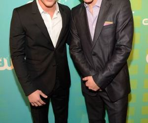 Zach Roerig, tvd, and michael trevino image