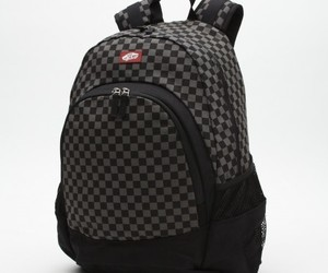 vans and mens backpack image