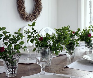 decor, table, and dining image