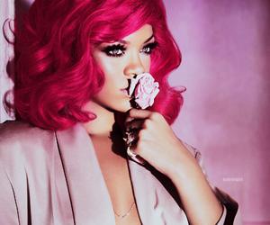 perfeita, pink, and rihanna image