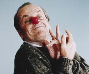 jack nicholson, actor, and funny image