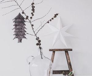 star, christmas decor, and ★ image