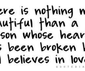 aww, believe, and heart image